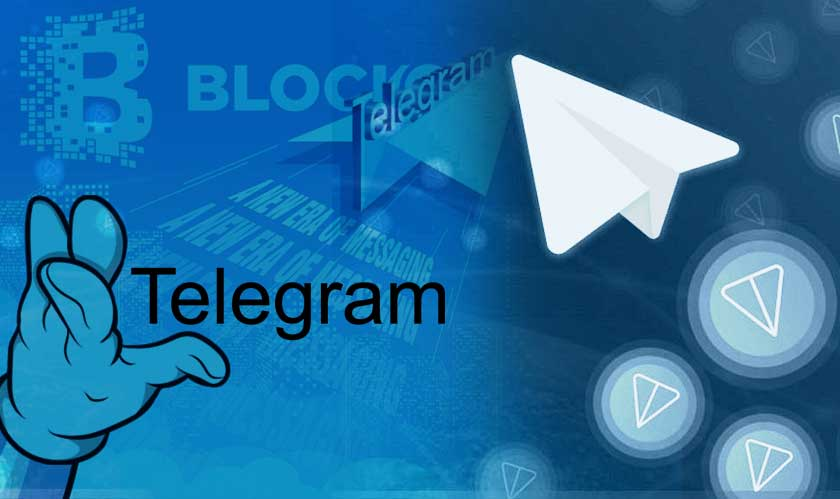 telegram cryptocurrency blockchain