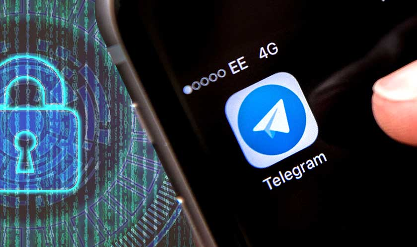 telegram social media privacy