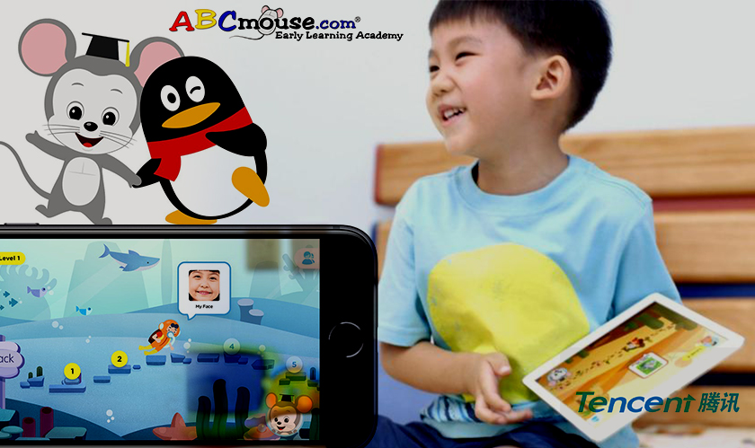 tencent age of education abcmouse