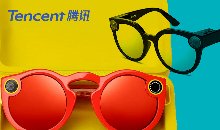 tencent releases smart spectacles