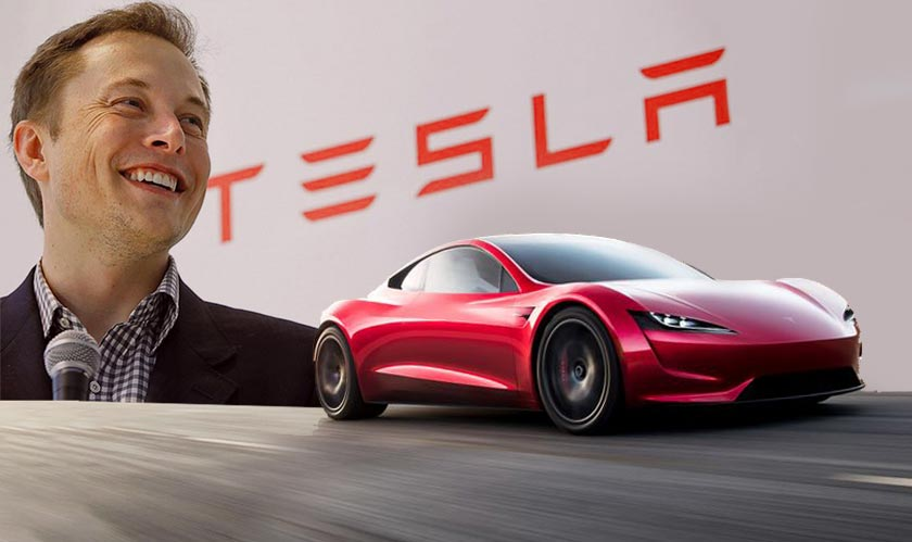 tesla makes entry in india