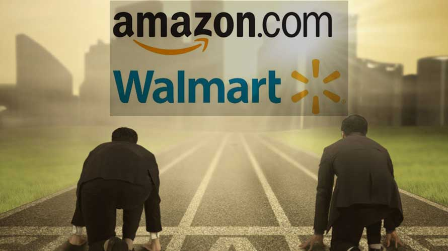 third party sellers split up between amazon and wal mart