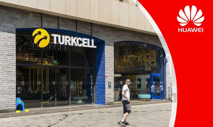 turkcell adopts huawei mobile services