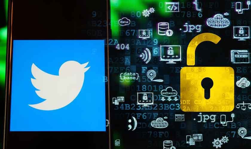 security twitter privacy personal data ads