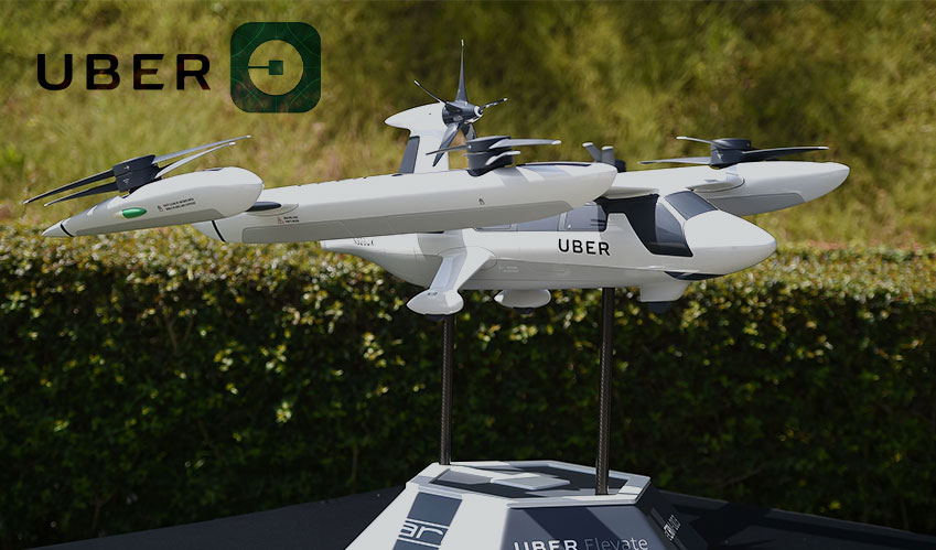 uber flying taxi advanced technologies
