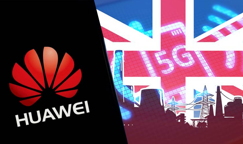 uk banning huawei 5g kit