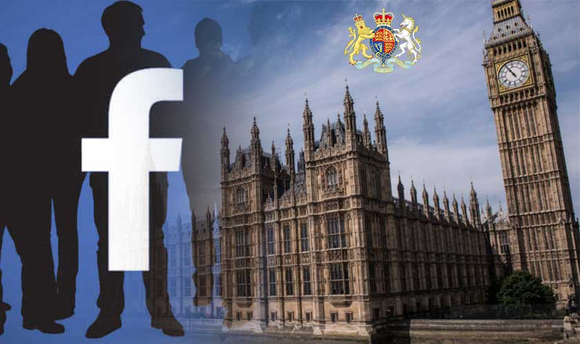 opinion uk to govern facebook
