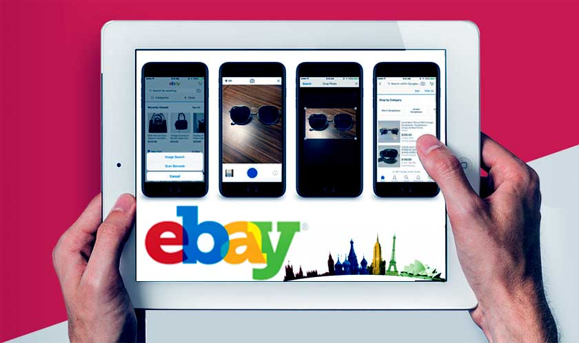 use photos to search on ebay