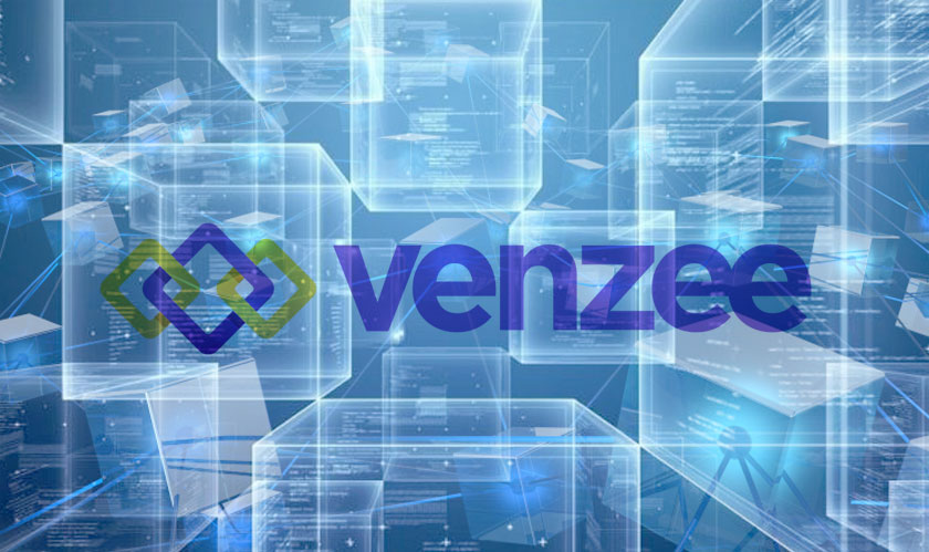 venzee mesh for blockchain