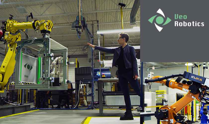 veo gets robot workers