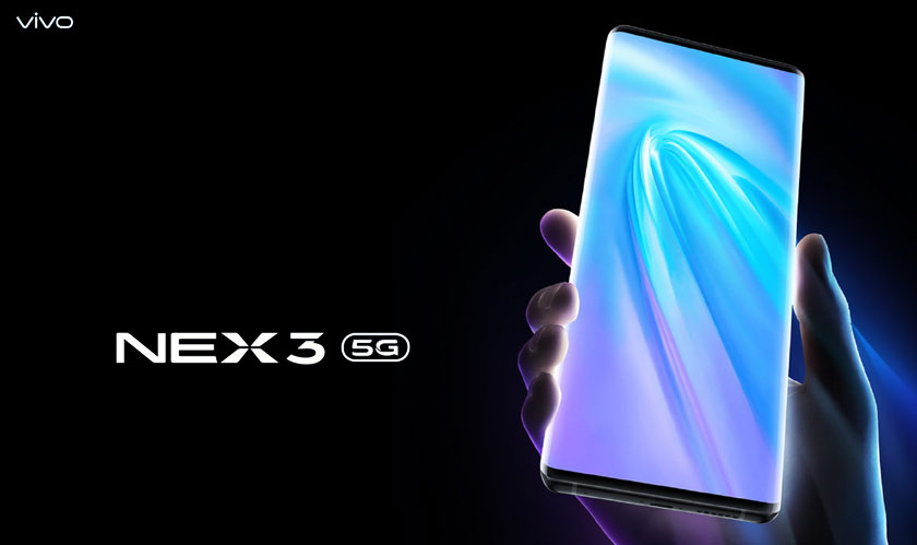 vivo nex 3s 5g rolled out from vivo