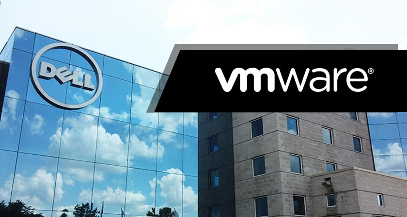 vmware is buying dell