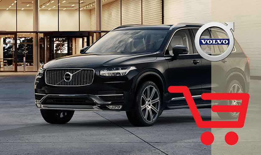 volvo to sell cars online