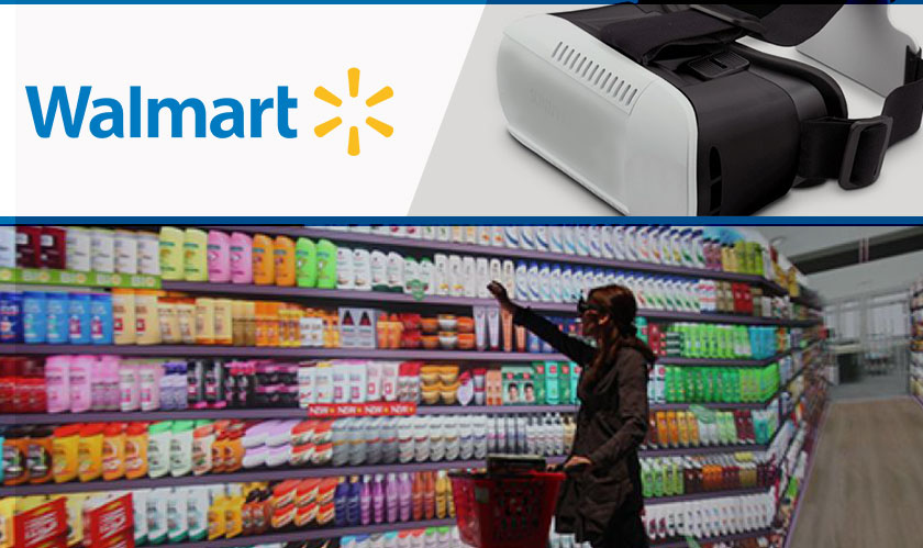 walmart vr shopping patents