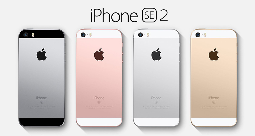 no iphone se 2