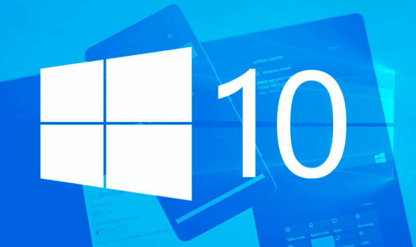 windows10 updates pc to phone