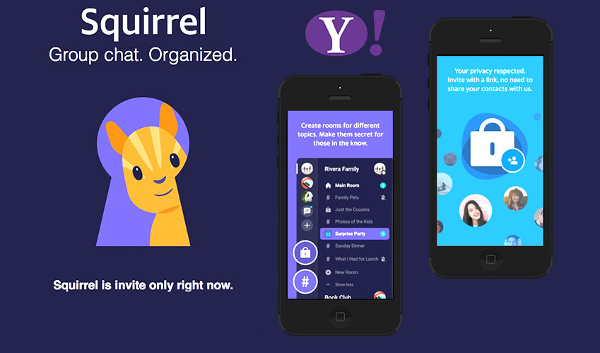 yahoo to roll out squirrel