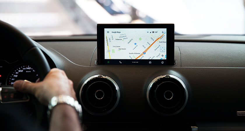 you can take your car for a ride effortlessly all because of googles new android in the car innovation