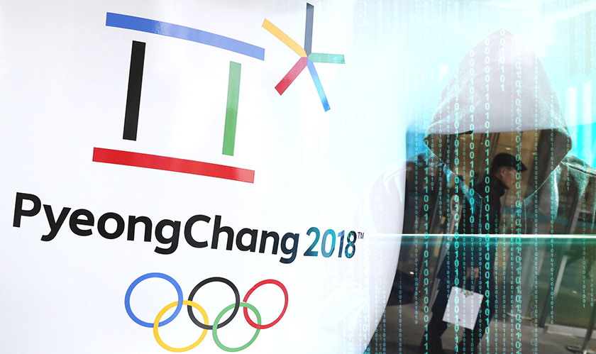 cyberattack during winter olympics