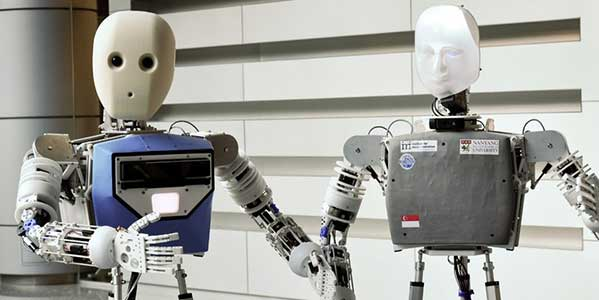 proposing a safer friendly environment for robots