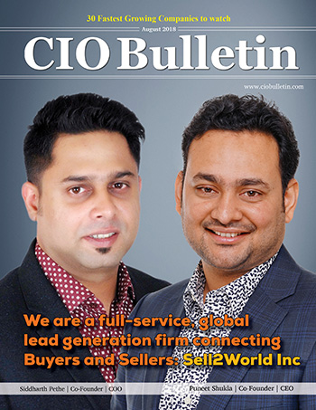 Sell2World Inc cover 2018